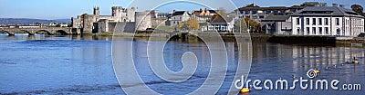De Limerick van Shannon van de rivier