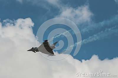 De lucht toont 2013, Radom 30 Augustus 2013 Redactionele Fotografie