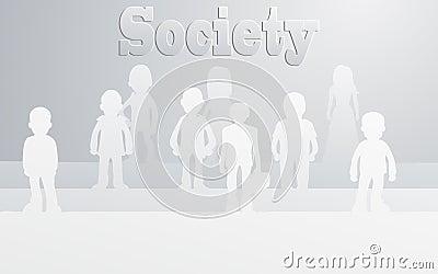 De maatschappij