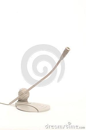 De Microfoon van de computer