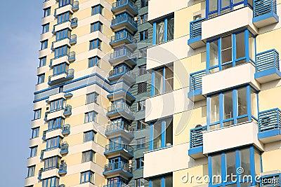 De moderne bouw royalty vrije stock fotografie for Moderne bouw