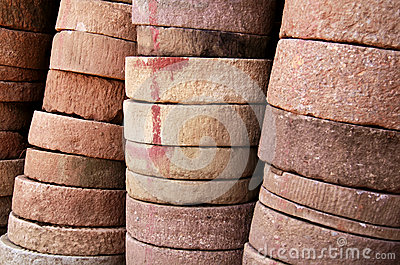 De molen van de steen