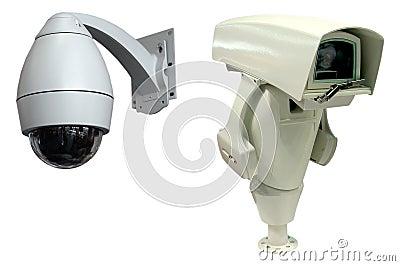 De monitor van de veiligheid