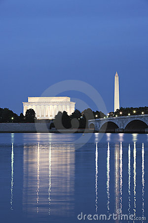 De Monumenten van Washington