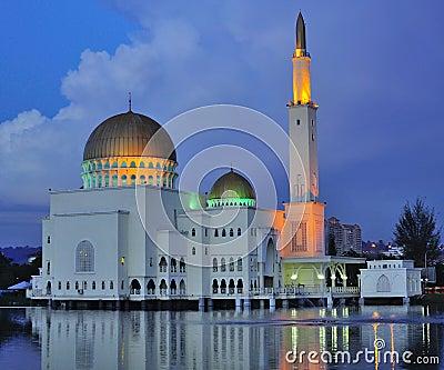 De Moskee van Puchongperdana