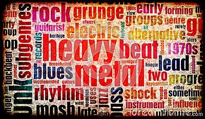 De métaux lourds