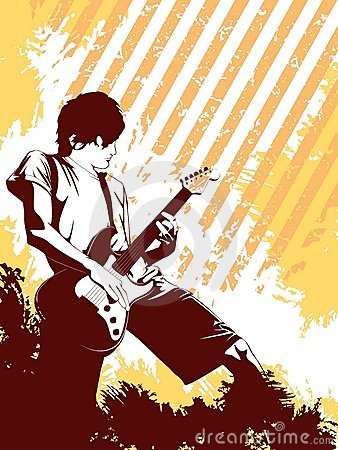 De Musicus van Grunge