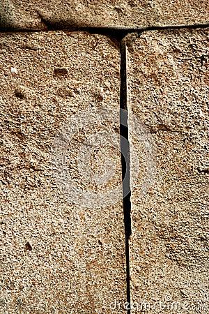 Granietmuur