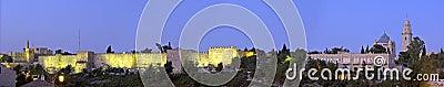 De muur van Jeruzalem