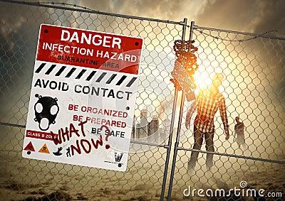 De Nasleep van de zombie