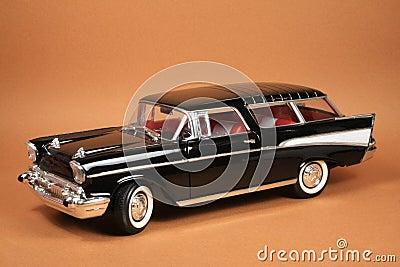 De Nomade 1957 van Chevrolet