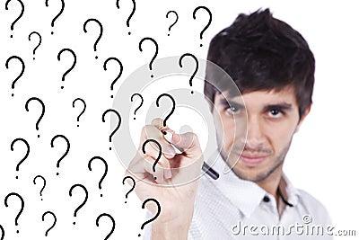 De onzekerheid van vele vragen
