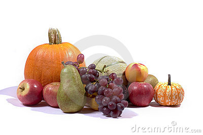 De oogst van de dankzegging