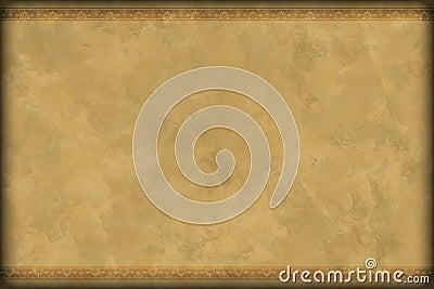 De oude Textuur van het Document