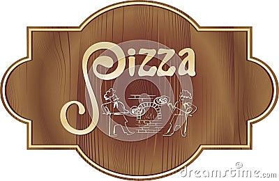 De pizza zingt,