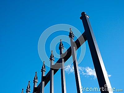 De poort van het ijzer