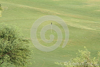 De Praktijk van het golf