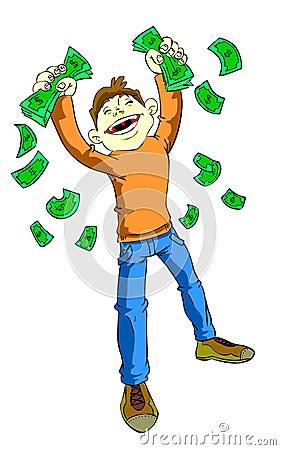 De prijs van het lotto