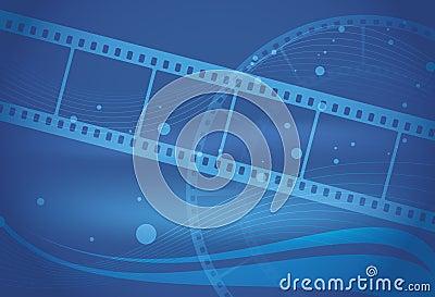 De punten van de film