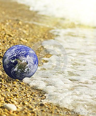De reis van de rond-de-wereld.