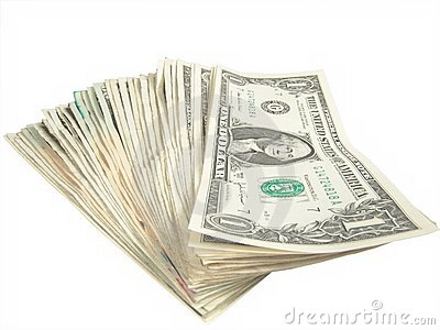 De Rekeningen van één Dollar