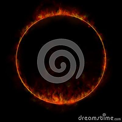 De ring van de brand