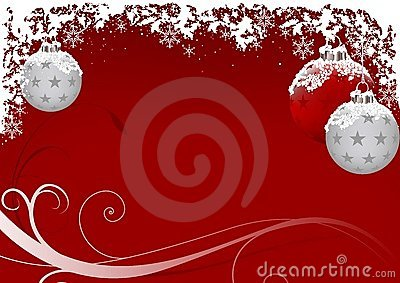 De Rode Vorst van Kerstmis