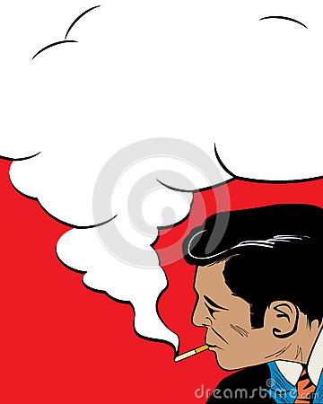 De roker