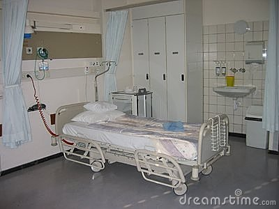 De ruimte van het ziekenhuis
