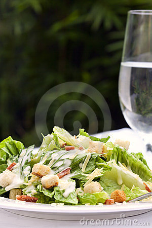 De Salade van Caesar