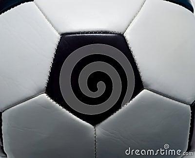 De samenvatting van de voetbal