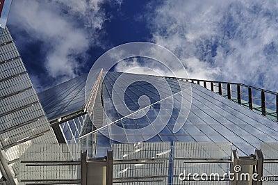 De scherf londen groot brittanni verticaal perspectief royalty vrije stock fotografie - Eigentijdse design ingang ...