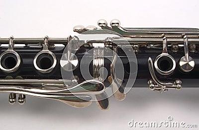 De Sectie van de klarinet