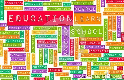 De Sector van het onderwijs