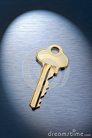De sleutel tot iets