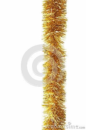 De slinger van Kerstmis