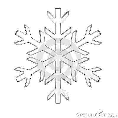 de sneeuwvlok het glas stock foto s afbeelding 22355393