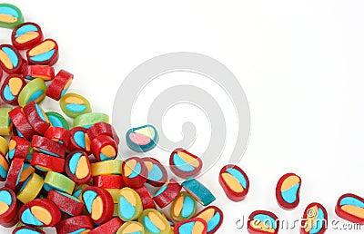 De snoepjes van de gelei