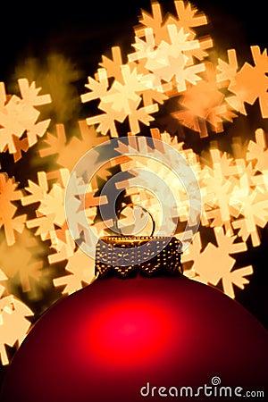 De snuisterij van Kerstmis