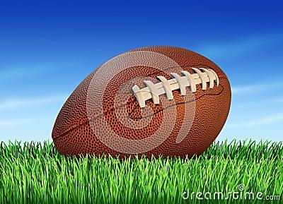 De Sport van de voetbal