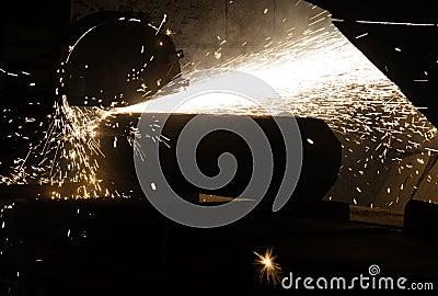 De staafbesnoeiing van het titanium