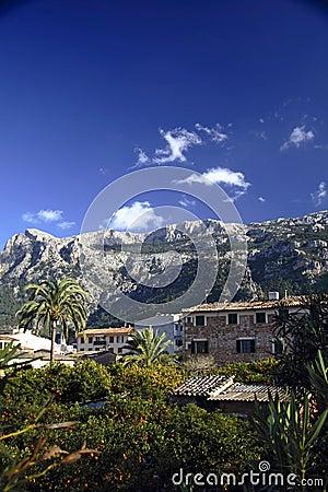 De Stad van Soller, Majorca