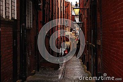 De straat van Leeds