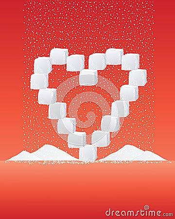 De suiker van de liefde