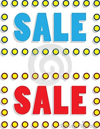 De Tekst van de verkoop