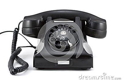 De Telefoon van de jaren  40Era