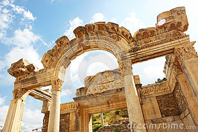 De Tempel van Hadrians