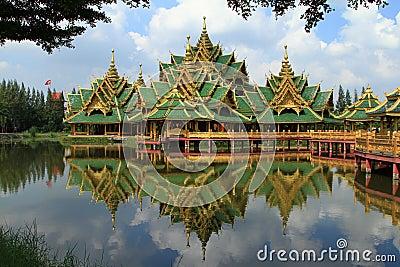 De tempels van Thailand
