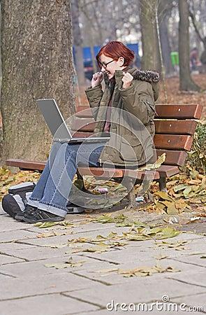 De tevredenheid van de computer