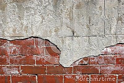 De Textuur van de steen